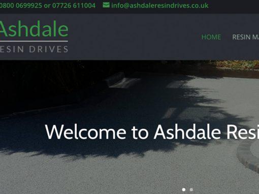 Ashdale Resin Drives