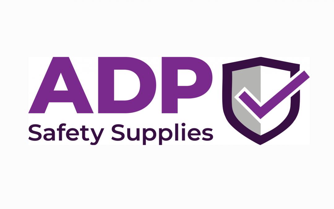 Safety Supplies Company logo & Web design