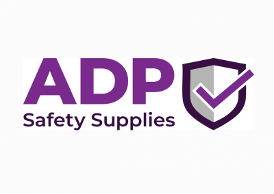 Safety Supplies Company logo & Web design